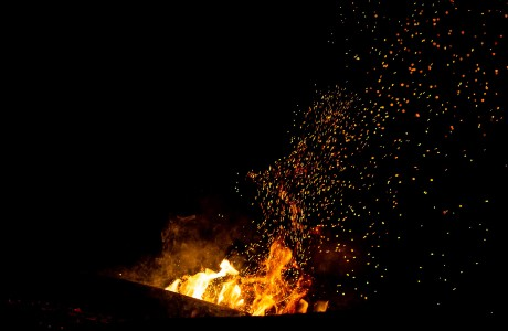 Fire, like mētis, is a multiple thing, terrifying or the most familiar.